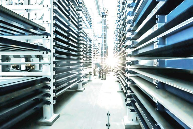 Homberger diventa distributore di magazzini automatici per lamiere – Stopa